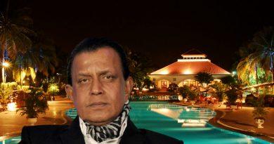 supreme court urges to break the resort of mithun chakraborty